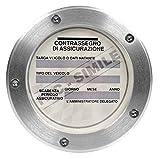 Lampa 90901 Portassicurazione Pilot per Moto