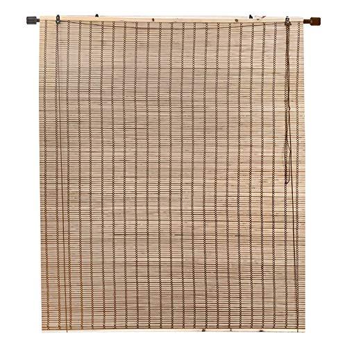 Kurtzy Bamboo Curtain Door Window Shades (5 Feet) (Pack of 1)
