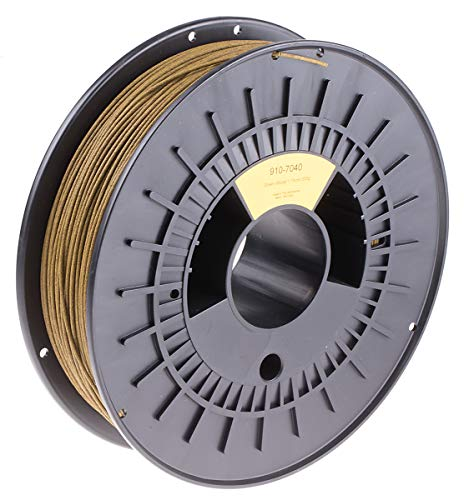 RS PRO Wood 3D-Drucker Filament, Helles Holz, 1.75mm, 500g