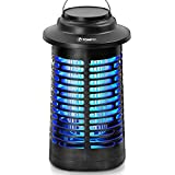 TOMPOL Bug Zapper for Indoor and Outdoor, 4200V Mosquito Insect Zapper for Home,Garden, Fly Pest Attractant Trap for Patio