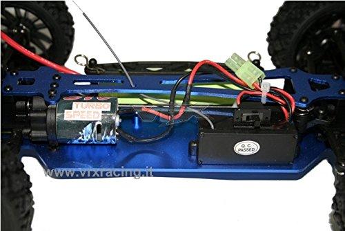 RC Auto kaufen Rally Car Bild 3: Stra en Rally xr16 EBD 1 16 B rsten VRX Radio 2 4 GHz ni mh 7 2 V RTR 4 WD VRX Karosserie rot*