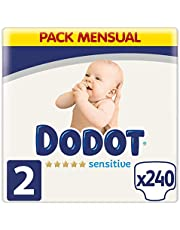 DODOT Dodot Sensitive Pañales Talla