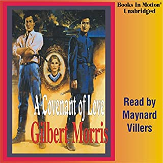 A Covenant of Love audiobook cover art