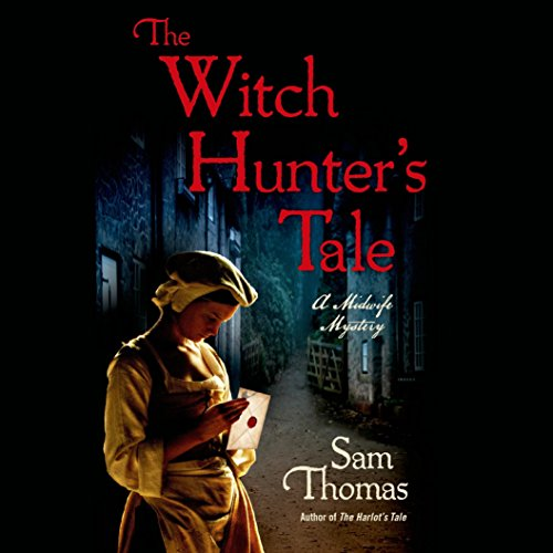 The Witch Hunter's Tale audiobook cover art