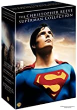 The Christopher Reeve Superman Collection: (Superman - The Movie / Superman II / Superman III / Superman IV - The Quest for Peace)
