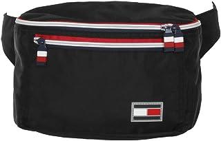 Tommy Hilfiger Luggage Men's TCCI City Trek Waist Bag Fanny Pack Black