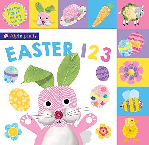Alphaprints: Easter 123