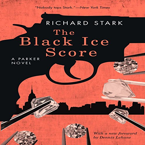 The Black Ice Score cover art