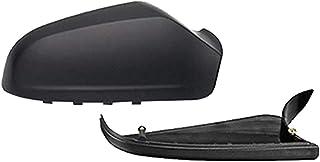Chacerls Base del Supporto Inferiore della Copertura dello specchietto retrovisore Esterno Base del Supporto Copertura dello specchietto retrovisore Vauxhall per Opel Astra H MK5 Left