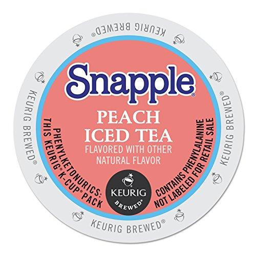 Top snapple lemon iced tea k cups for 2020