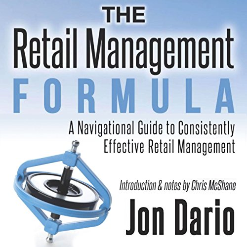 The Retail Management Formula audiobook cover art