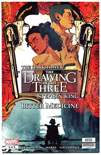 STEPHEN KING DARK TOWER Bitter Medicine, Drawing of the Three #5, VF, 2016