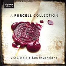 A Purcell Collection (Voces8) by Voces8