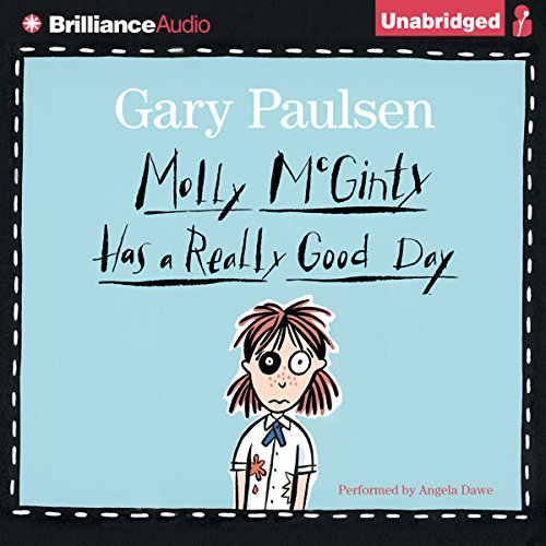 Molly McGinty Has a Really Good Day audiobook cover art