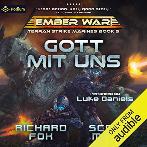 Gott Mit Uns Audiobook By Richard Fox, Scott Moon cover art