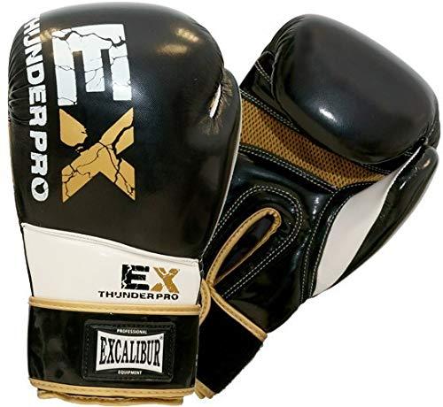 Excalibur Boxhandschuhe Thunder PRO 10, 12, 14 Unzen (10 Oz)