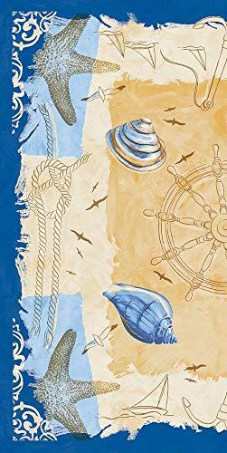 Mank Tischdecken aus Airlaid   Mitteldecken 80 x 80 cm   Einmal-Tischdecke für Gastronomie und Feiern   20 Stück  Del Mar