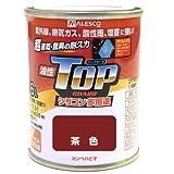 カンペハピオ 油性トップガード 茶色  1.6L