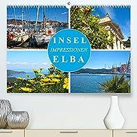 Insel Elba Impressionen (Premium, hochwertiger DIN A2 Wandkalender 2022, Kunstdruck in Hochglanz): Kleine Insel mit grossartiger Landschaft (Monatskalender, 14 Seiten )