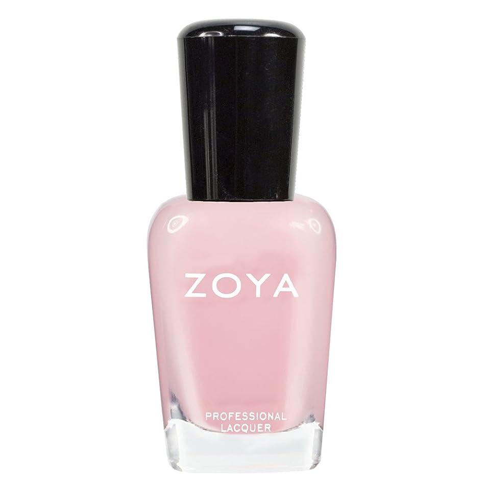 抽象化逆さまに合計ZOYA ゾーヤ ネイルカラーZP433 LAURIE ローリー 15ml 可愛く色づく桜の花ようなピンク シアー/クリーム 爪にやさしいネイルラッカーマニキュア