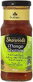 Shardwoods Mango Chutney - 227g - Pack of 2 (227g x 2 Jars)