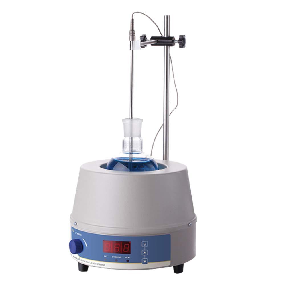 Heating Animer and price revision Mantle Magnetic Stirrer 0~1400 Electric Digital RPM Arlington Mall Disp