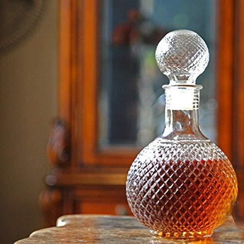 Listado de Licoreras de vidrio, tabla con los diez mejores. 3