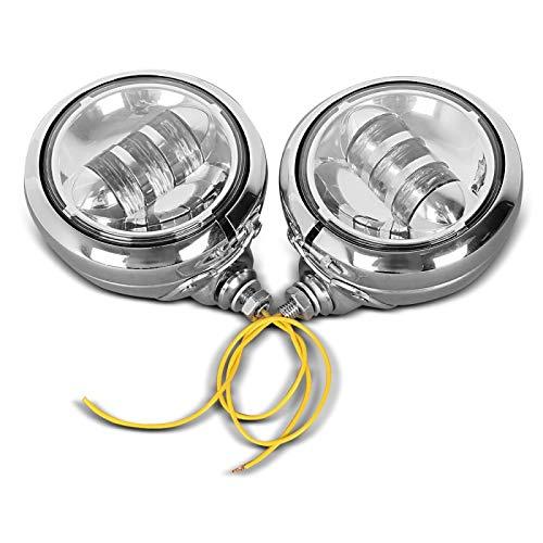 Faros auxiliares LED 4,5
