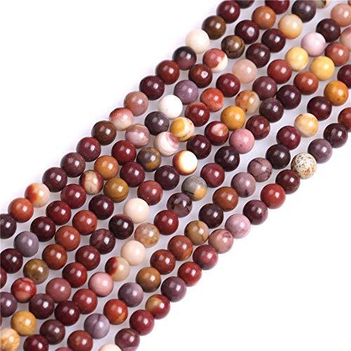 SHGbeads - Cuentas sueltas para bisutería, 16 mm, multicolor, 4 mm, multicolor, 4 mm