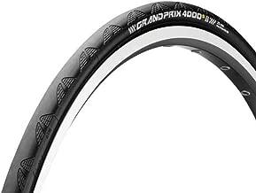 Continental Grand Prix 4000 S II Road Clincher, Black, 700 x 23-Inch