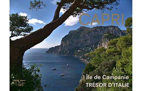CAPRI: Île de Campanie Trésor d'Italie (Chemins Photographiques t. 1) (French Edition)