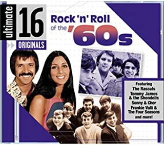 Ultimate 16: Rock N Roll of the 60s