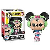 Funko Pop! Disney Original Mickey 90 Years 507 Gamer Minnie - Figura de vinilo