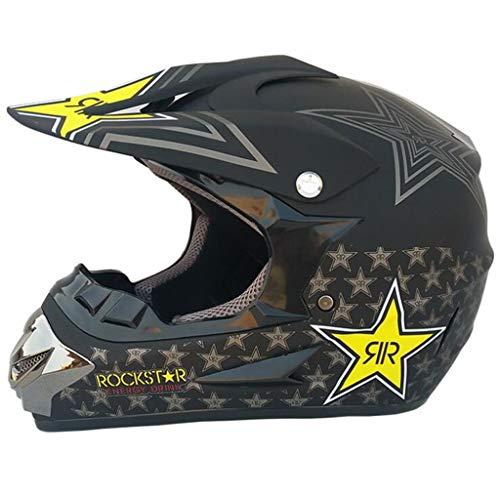 JIE KE motorhelm off-road helm vier seizoenen heren cross-country-helm kleine helm