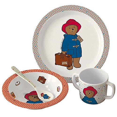 Petit Jour Paris Paddington Set de vaisselle 4 pièces