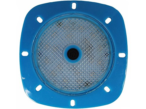 Paradies Pool LED Magnetscheinwerfer blau LED RGB