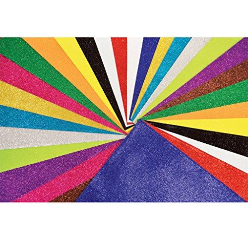 Springboard A4 Glitter Papier (Pak van 30 Sheets)