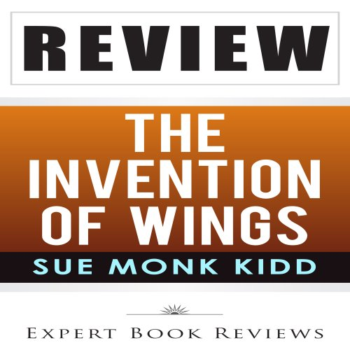 Review: Sue Monk Kidd's The Invention of Wings cover art