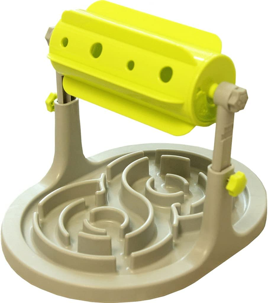 MGJM Pet Slow Feeder Iq Training Food Toy Healthy Loss Large discharge Charlotte Mall sale Weight D