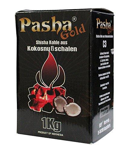 Shisha Kohle aus Kokosnußschalen 5kg