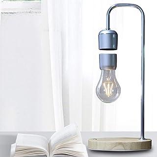 Lampe de table Lampe de table de suspension créative de la lampe argentée bronzage doux lumière Switch Switch Switch Switc...