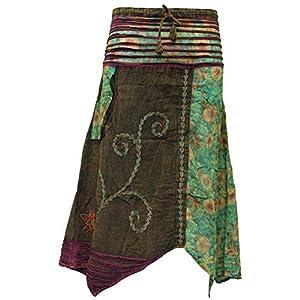Shopoholic Fashion - Falda suelta, estilo hippie, bohemia | DeHippies.com