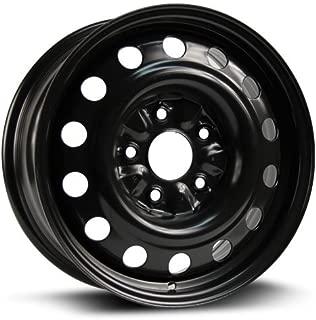 RTX, Steel Rim, New Aftermarket Wheel, 16X6.5, 5X127, 71.5, 40, black finish X45521