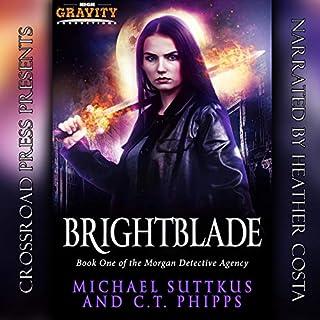 Brightblade cover art