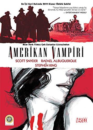 Amerikan Vampiri - Cilt 1