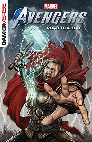 Marvel's Avengers: Road To A-Day (Marvel's Avengers (2019-2020)) (English Edition)