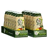 PURE VIA Stevia Liquid, Stevia Drops, Liquid Stevia, Sugar Substitute, 1.6-Ounce (Pack of 12)