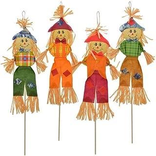 Autumn Harvest Scarecrow Stakes, 28