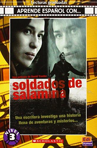 Soldados de Salamina: Book + CD