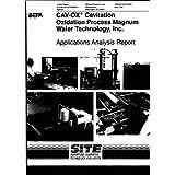 CAV-OX Cavitation Oxidation Process Magnum Water Technology Inc (English Edition)